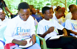 Home - Elevate A Child Africa